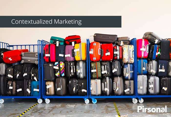 Contextualized marketing takes personalization to the next level